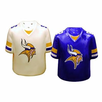 Minnesota Vikings Gameday Salt and Pepper Shaker