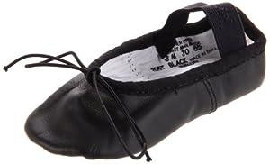 Capezio Daisy 205 Ballet Shoe (Toddler/Little Kid),Black,2.5 M US Little Kid
