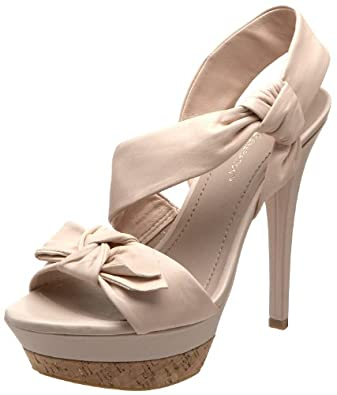 Amazon.com: BCBGeneration Women's Nadine Platform Sandal