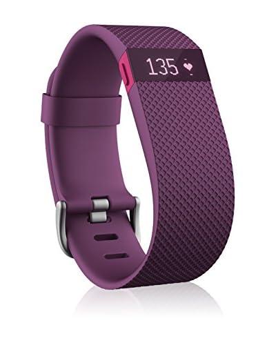 Fitbit Pulsera de Fitness Charge Hr Ciruela