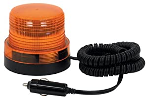 SL500A Buyers Amber Stobe Light - Magnetic Mount - 10' Cord