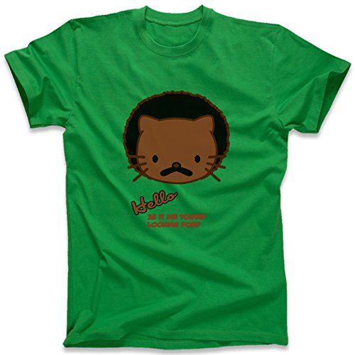 e0f56fb73 Hello It Is Me You're Looking For Lionel Richie Hello Kitty, Men's T ...