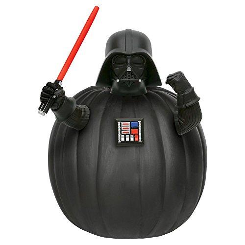 Star Wars Darth Vader Push-In Pumpkin Decorating Kit
