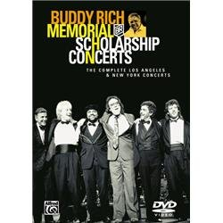 Buddy Rich Memorial Scholarship Concerts (Two-Disc Pack)