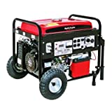 Multi-Power MP7500E 7500 Watt 14 HP OHV 4-Cycle Gas Powered Generator (CARB Compliant)