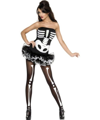 ladies skeleton Halloween costumes