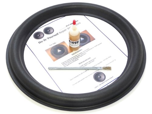 "18"" Tall Roll Subwoofer Foam Surround Kit - Digital Designs, Audioque - 18 Inch"