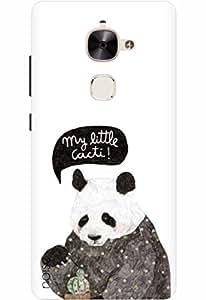Noise Designer Printed Case / Cover for LeEco Max2 / Patterns & Ethnic / Panda Design