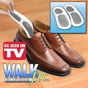 バランス強化型インソール ウォークフリープラチナ(ウォークフィットプラチナム) Walk Fit Plutinum orthotics Size E