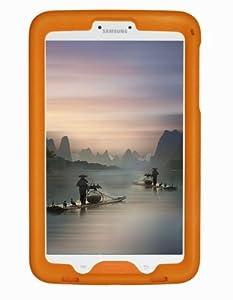 BobjGear - Carcasa resistente para tablet samsung galaxy tab 3 8 pulgadas, modelos sm-t310, sm-t311, sm-t315, funda protectora, color naranja  Electrónica revisión y más información
