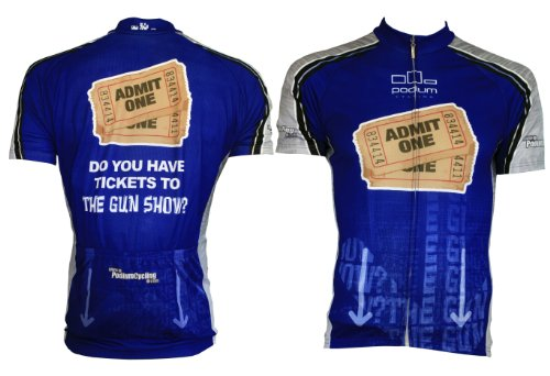 Buy Low Price Do You Have Tickets to the Gunshow Cycling Jersey (B005J6AXS4)