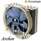サイズ サーマルライト サイドフロー型CPUクーラー Archon 14cmファン付属 Archon