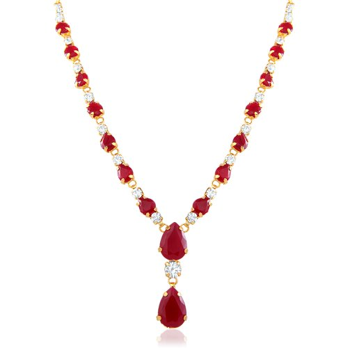 Oviya-Gold-Plated-Charismatic-Pendant-With-Crystal-For-Women-PS2193114G