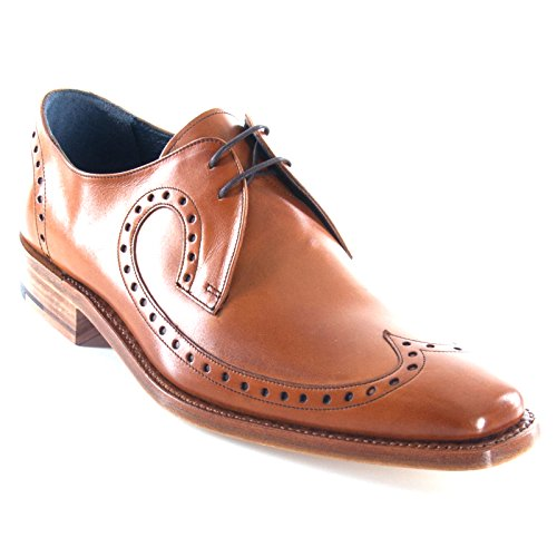 Abito scarpe derby Woody marrone da Barker, marrone (Brown), 45