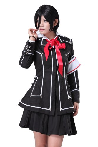 Vampire Knight Cosplay Costume Yuki Day Class Uniform Costume