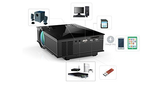 Unic Newest UNC-17 Wi-Fi Projector