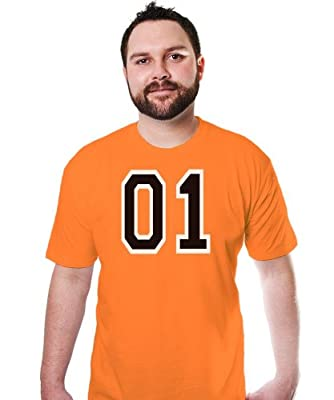 GENERAL LEE T-SHIRT Dukes of TEE Hazzard Rebel Charger T Shirt Hazard Cooters