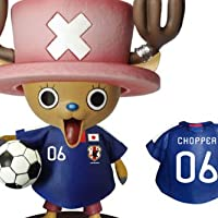 ボビングヘッド ONE PIECE シリーズ トニートニー・チョッパー サッカー日本代表チームVer