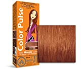 Color Pulse By Loreal, Concentrated Non-Permanent Hair Color Mousse, Punchy Brown, 1 Ea