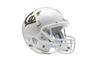 NCAA California Golden Bears Replica Helmet - Alternate 1 (White) by Schutt
