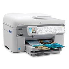 HP Photosmart Premium C309a Multifunktionsgerät mit Fax (4-in-1, Fax, Scanner, Kopierer und Drucker)