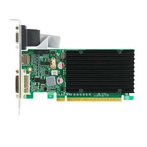 EVGA NVIDIA GeForce GF8400GS Grafikkarte (PCI-e, 512MB DDR3 Speicher, VGA, DVI, HDMI) passiv