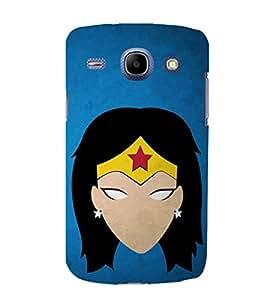 EPICCASE Action case Mobile Back Case Cover For Samsung Galaxy Core (Designer Case)