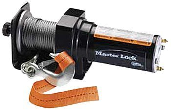 Master Lock 2955At 1500Lb Portable Atv Winch