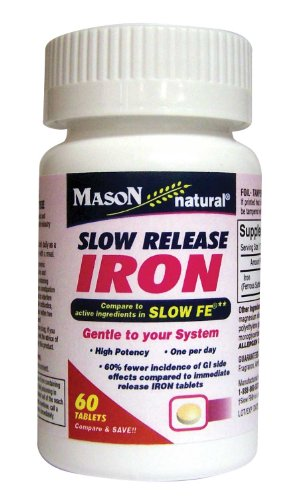 mason-vitamins-slow-release-iron-compare-to-the-active-ingredients-in-slow-fe-60-tablets