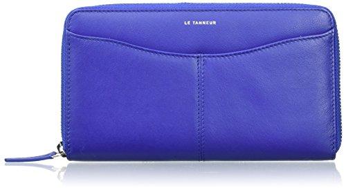 Le Tanneur Valentine Ttv3106, Portamonete, Blu (Bleu (B3)), taglia unica