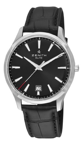 Zenith Captain Central Second Men's Automatic Watch - 03.2020.670/21.C493