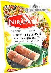 Amazon.com : Nirapara Chemba Puttu Podi 1kg : Rice Flours : Grocery