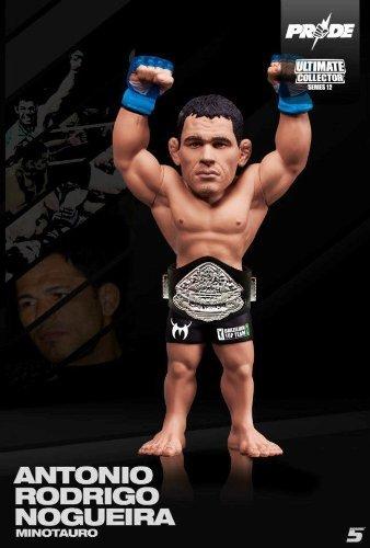 1 X Round 5 UFC Series 12.5 Limited Edition Action Figure - Antonio Nogueira - Pride