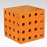 Paul Frank Stackable Storage Cubes Color: Orange