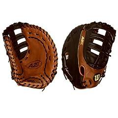 Wilson A2K2800W 12 Inch First Base Mitt