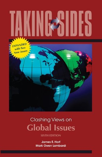 Taking Sides: Clashing Views on Global Issues, Expanded