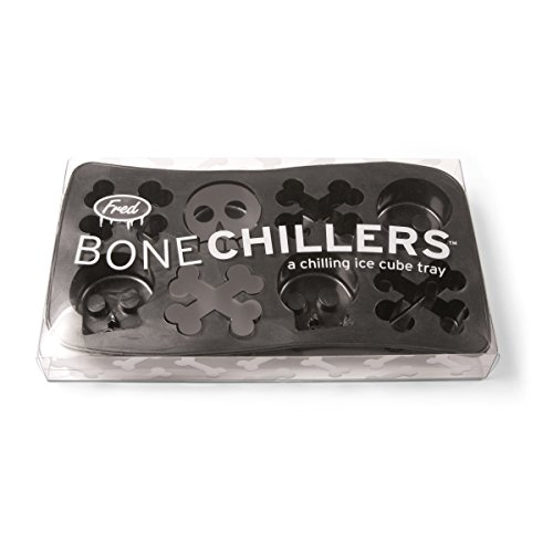 Fred & Friends BONE CHILLERS Skull and Crossbones Ice Tray