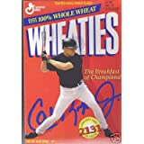 Cal Ripken Jr. Wheaties 2131 Commemorative Box New SEALED ~ Wheaties