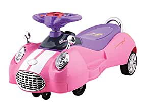 Toy House Toyhouse Triumph Swing Car, Pink