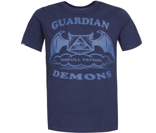 Sir Benni Miles T-Shirt GUARDIAN T-Shirts, blue, M