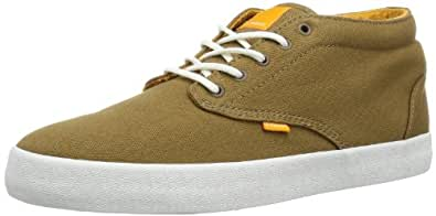 Element Preston, Chaussures de skateboard homme - Marron - Braun (CURRY 58), 39 EU
