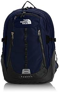 The North Face Surge 2 Backpack (Cosmic Blue/Asphalt Grey)