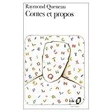 Contes et Propos (0785929207) by Queneau, Raymond