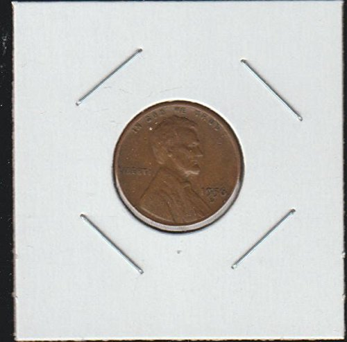 1956 D Lincoln Wheat (1909-1958) Penny Choice Extremely Fine (1956 D Penny compare prices)