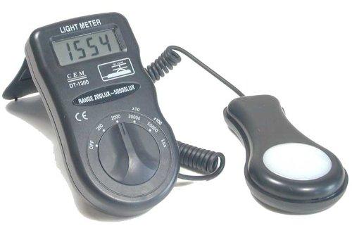 Pocket Light Meter - CEM DT-1300