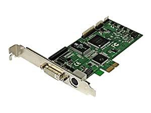 StarTech.com PEXHDCAP60L High-Definition PCIe Capture Card, HDMI
