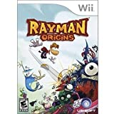 NEW Rayman Origins Wii (Videogame Software)