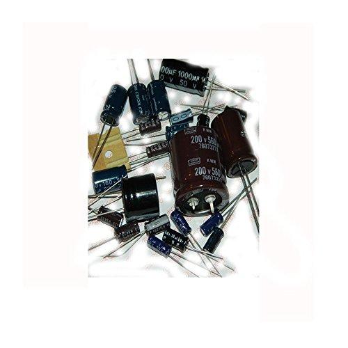 Wells Gardner K7000 Cap Kit for Monitor Repair -- including FILTER CAP Top Selling Item (Pinball Repair Kit compare prices)