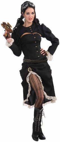 Woman's Steampunk Renegade Costume