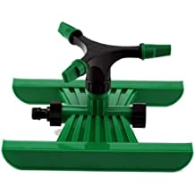 Generic Irrigation Watering Supplies Three-arm Rotating Sprinkler With H-base
